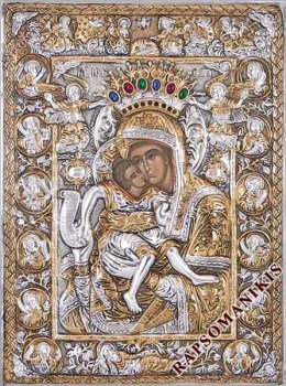 Άξιον Εστί, Virgin Mary, Богородица, Virgin Mary